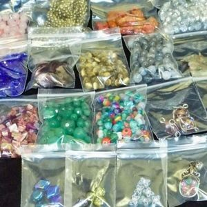 103 Bags Assortment DIY Jewelry Making